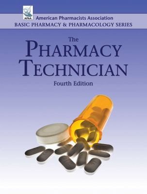 The Pharmacy Technician 9780895828286