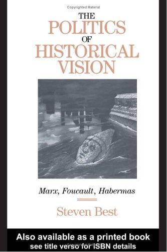 The Politics of Historical Vision: Marx, Foucault, Habermas 9780898628517