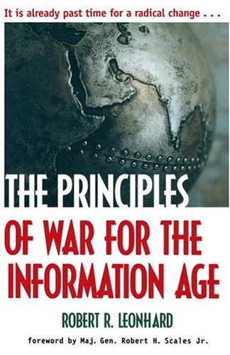 The Principles of War for the Information Age 9780891417132