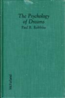 The Psychology of Dreams 9780899502700