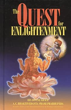The Quest for Enlightenment: Articles from Back to Godhead Magazine 9780892132928