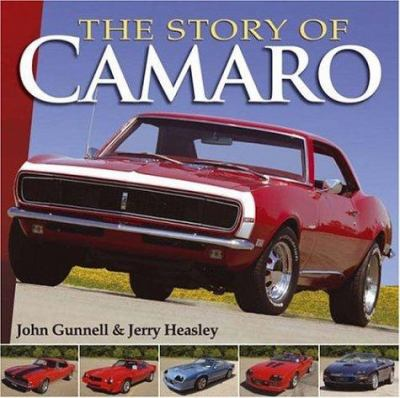 The Story of Camaro 9780896894327