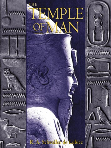 The Temple of Man 9780892815708