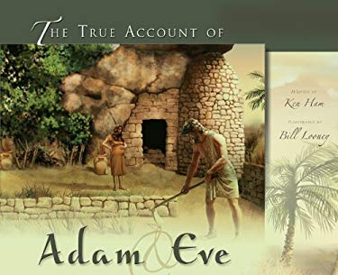 The True Account of Adam & Eve 9780890516706
