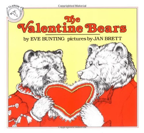 The Valentine Bears 9780899193137