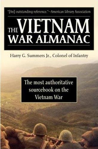 The Vietnam War Almanac 9780891416920