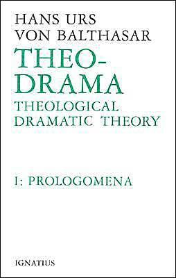 Theological Dramatic Theory 9780898701852