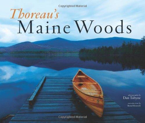 Thoreau's Maine Woods 9780892728145