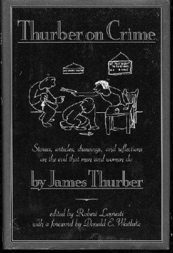 Thurber on Crime 9780892964505