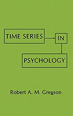 Time Series in Psychology 9780898592504
