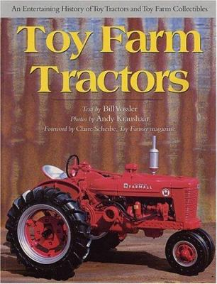 Toy Farm Tractors 9780896585119