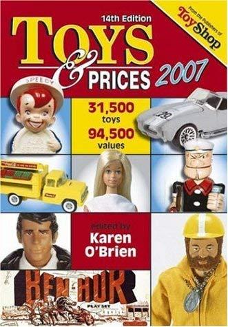 Toys & Prices 9780896893337