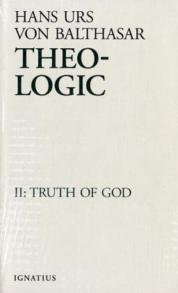Truth of God: Theological Logical Theory 9780898707199
