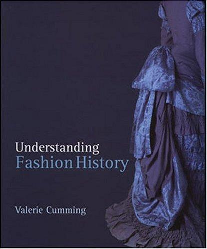 Understanding Fashion History 9780896762534