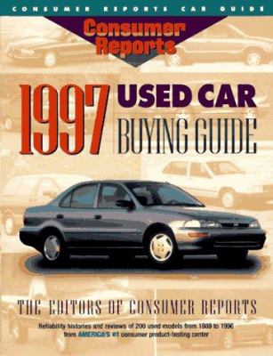 Used Car Buying Guide 9780890438619