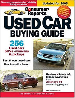 Used Car Buying Guide 9780890439944