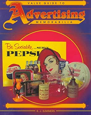 Value Guide to Advertising Memorabilia 9780891455974