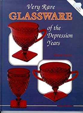 Very Rare Glassware of the Depression Years 9780891455103