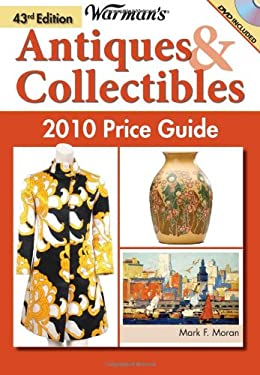 Warman's Antiques & Collectibles Price Guide [With DVD] 9780896898073