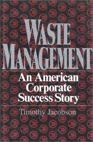 Waste Management 9780895265111