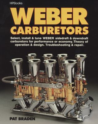 Weber Carburetors 9780895863775