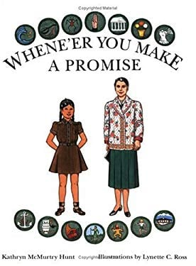 Whene'er You Make a Promise: A Paper Doll History of the Girl Scout Uniform, Volume Two 9780896723610