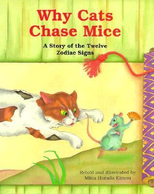 Why Cats Chase Mice 9780893465339