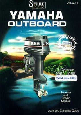 Yamaha Outboards, 3 Cyl 1984-91 9780893300227