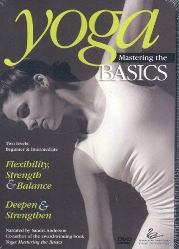 Yoga Mastering the Basics 9780893892401