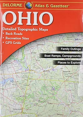 del Atlas Ohio 9780899332819