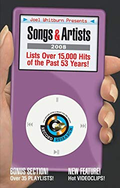 joel Whitburn Presents Songs and Artists: The Essential Music Guide for Your iPod and Other Portable Music Players 9780898201710
