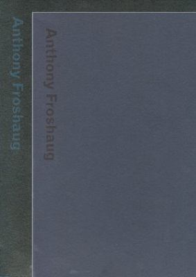 Anthony Froshaug: Typography & Texts