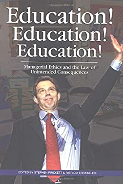 Education! Education! Education! 9780907845362
