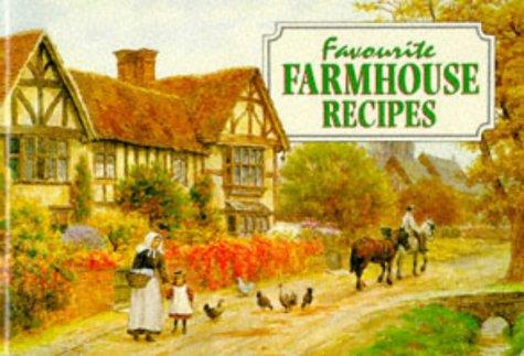 Favourite Farmhouse Recipes 9780906198919
