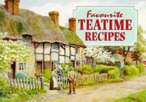 Favourite Teatime Recipes 9780906198247