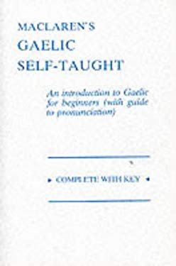 Gaelic Self Taught 9780901771841