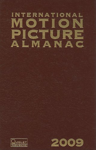 International Motion Picture Almanac 9780900610844