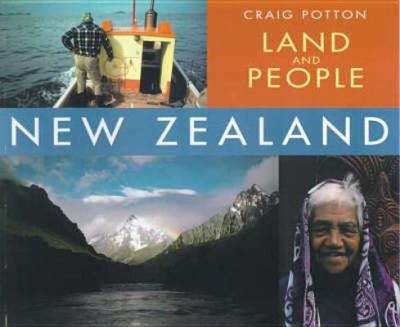 New Zealand: Land and People 9780908802494