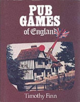 Pub Games of England 9780900891663