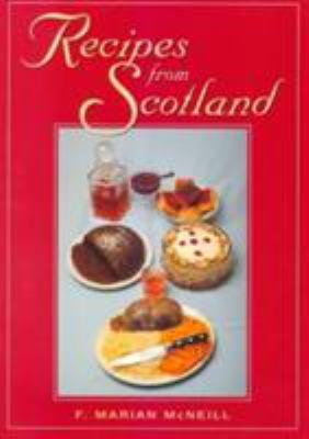 Recipes from Scotland 9780903065795