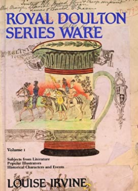 Royal Doulton Series Ware Volume 1 9780903685078