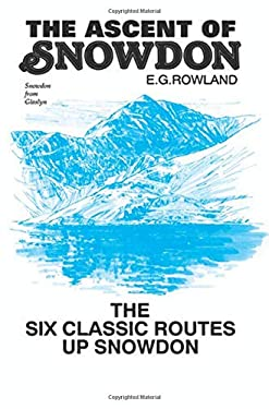 The Ascent of Snowdon 9780902363137