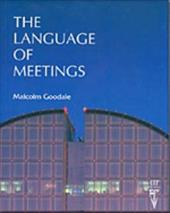 The Language of Meetings 4098770