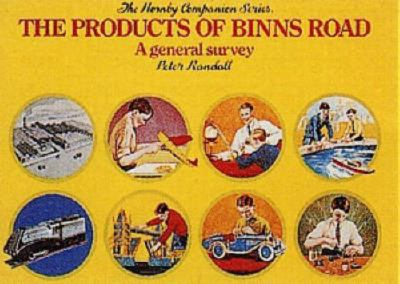 The Products of Binns Road Vol 1 9780904568066