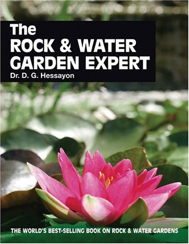 The Rock & Water Garden Expert 9780903505383