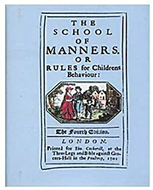 The School of Manners 9780905209364