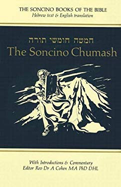 The Soncino Chumash: The Five Books of Moses with Haphtaroth 9780900689246