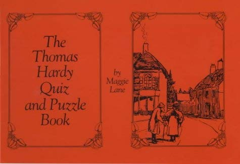 Thomas Hardy Quiz and Puzzle Book 9780902920668