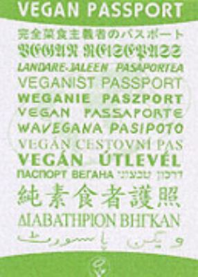 Vegan Passport 9780907337300