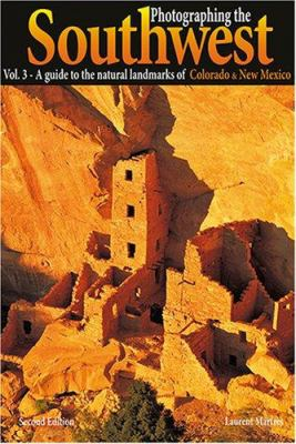 A Guide to the Natural Landmarks of Colorado & New Mexico 9780916189143